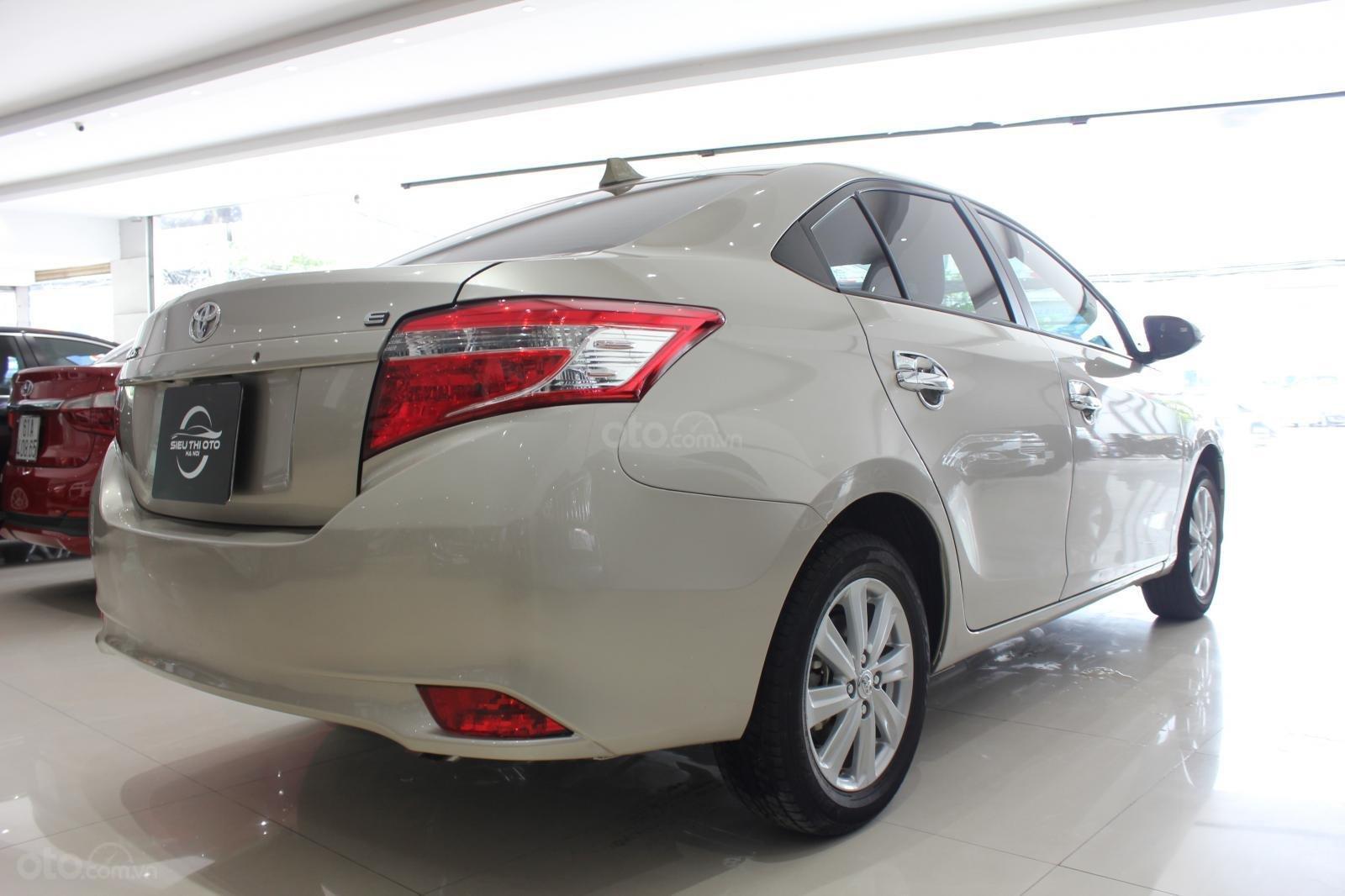 Cần bán Toyota Vios E đời 2017, màu bạc số tự động, 510 triệu (5)