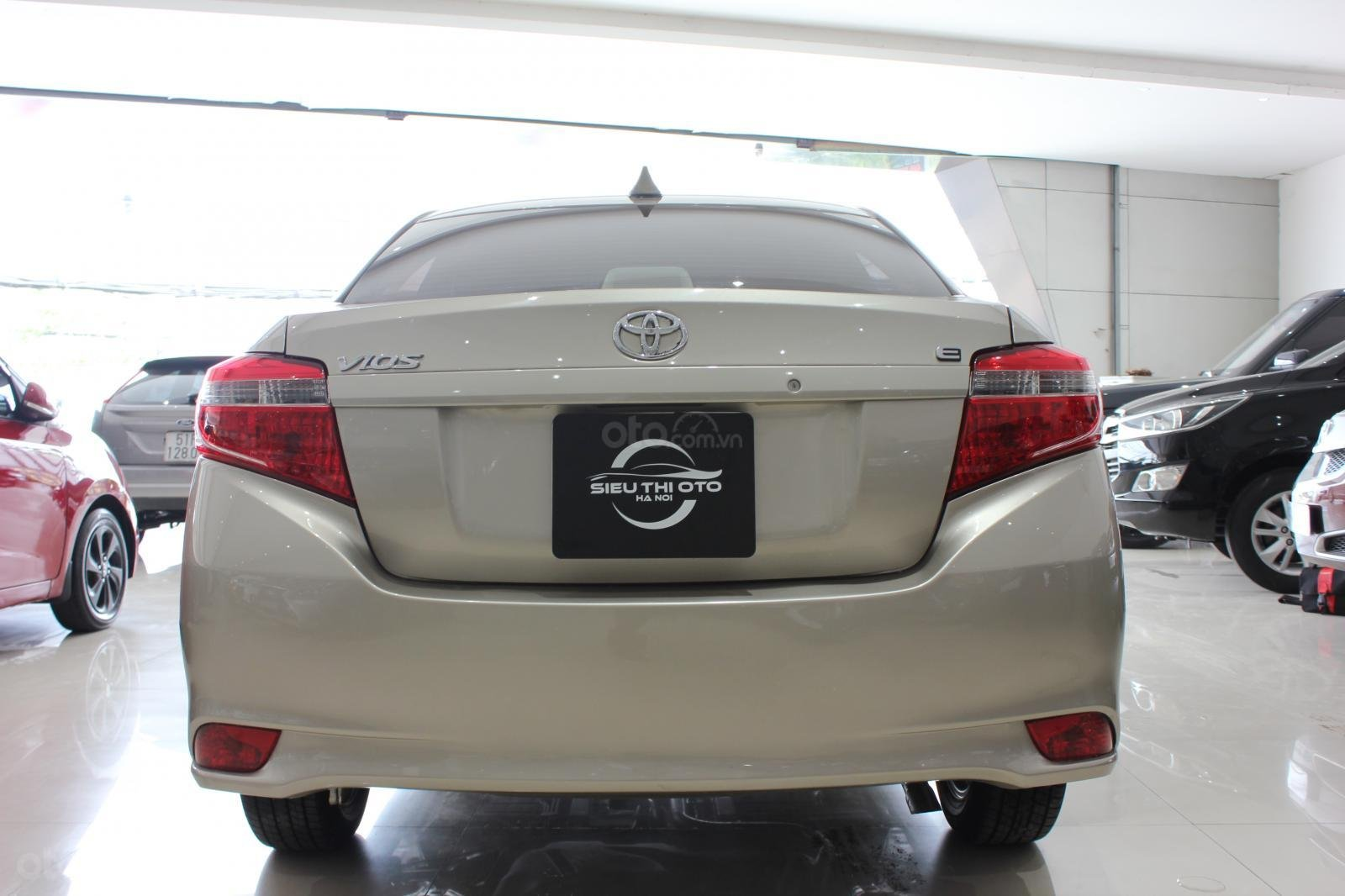 Cần bán Toyota Vios E đời 2017, màu bạc số tự động, 510 triệu (16)
