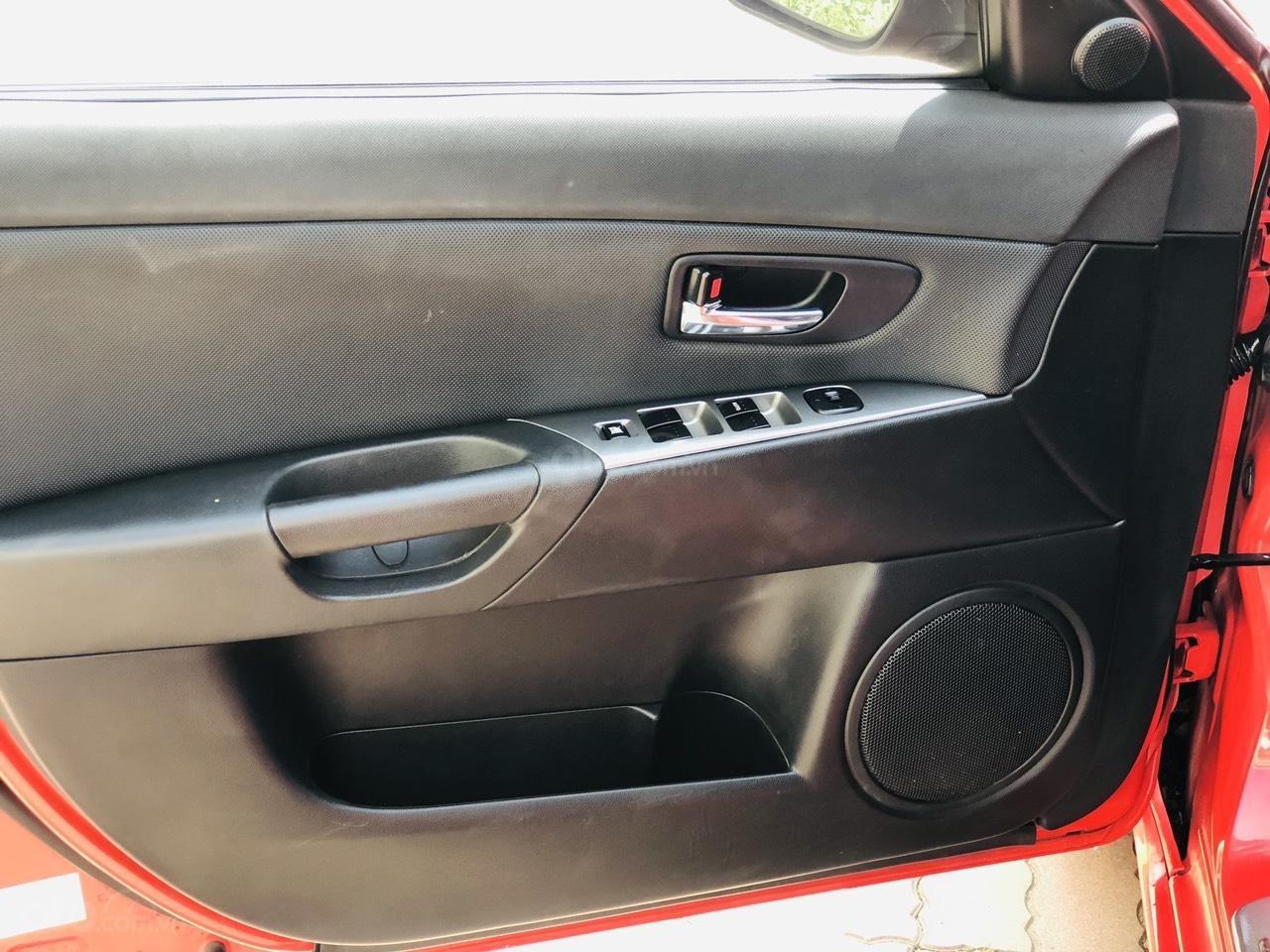 Mazda 3 - 2.0S SX 2009, màu đỏ, nhập khẩu nguyên chiếc-9