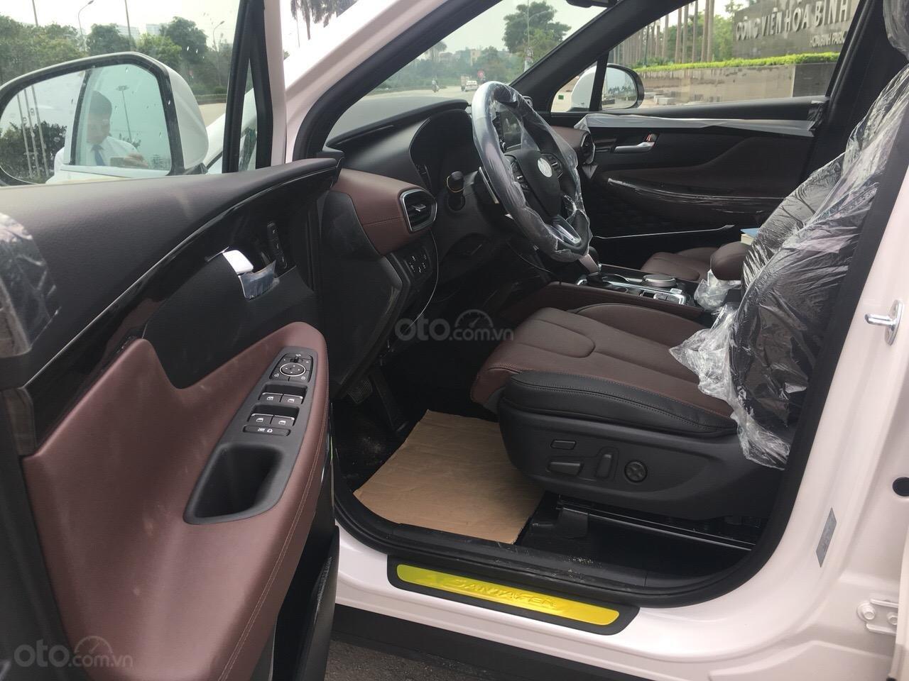 Bán Hyundai Santa Fe 2019 Premium, giá cực tốt cùng nhiều phần quà tặng hấp dẫn, sẵn xe giao ngay-6