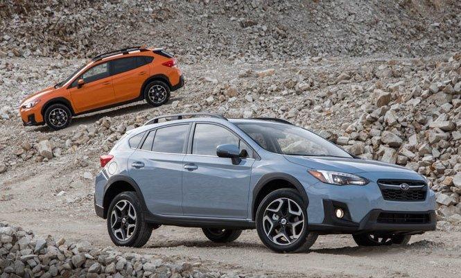 Subaru Crosstrek đạt điểm cao về độ bền từ Consumer Reports.