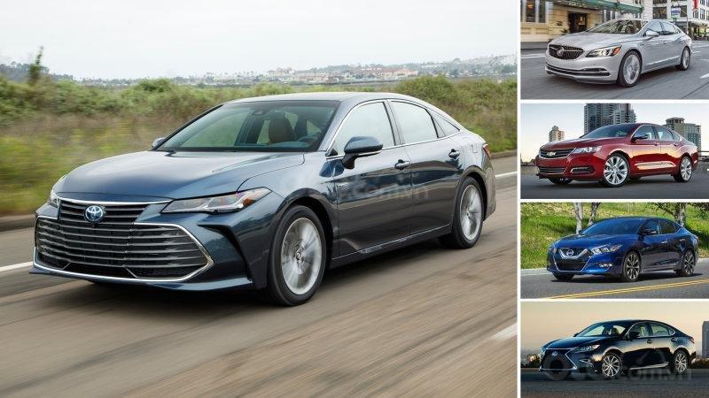 Ưu nhược điểm của mẫu Lexus ES 2019: Vẫn còn 1 số đối thủ đáng gờm