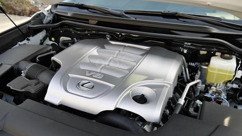 Động cơ Lexus LX570 2019...