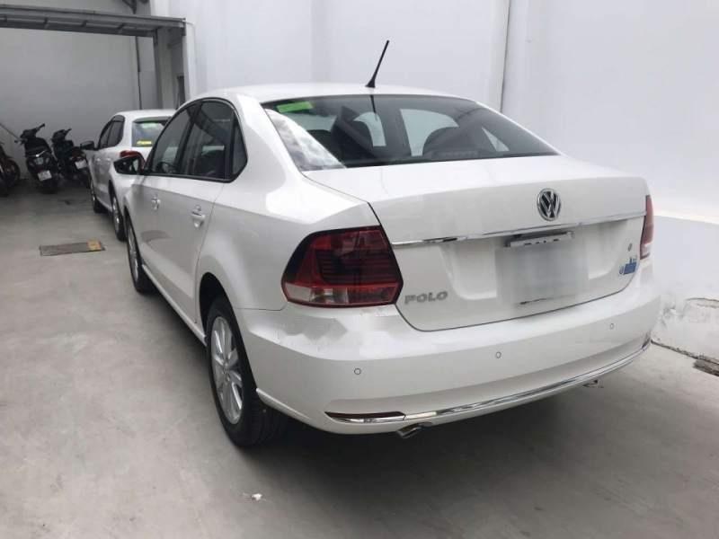Bán xe Volkswagen Polo 2019, màu trắng, nhập khẩu nguyên chiếc-2