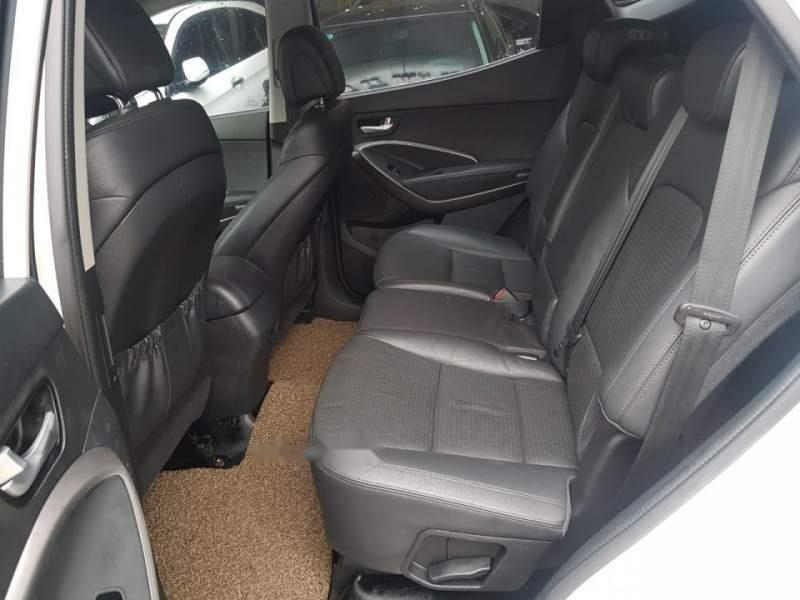 Cần bán xe Hyundai Santa Fe đời 2015, màu trắng chính chủ giá cạnh tranh-3