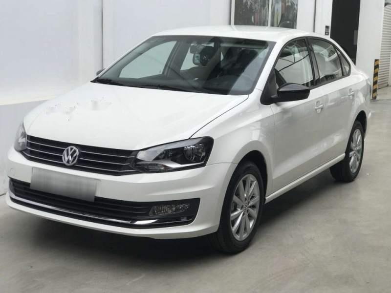 Bán xe Volkswagen Polo 2019, màu trắng, nhập khẩu nguyên chiếc-0