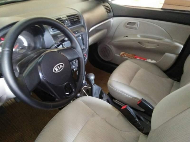 Cần bán Kia Morning SLX đời 2010, màu bạc, xe nhập-2