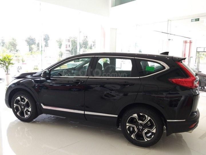 Honda Ô Tô Long An[ bán xe Honda CRV G] năm 2019, màu đen, xe nhập Thái Lan ( liên hệ 0944392047 0904668377)-1