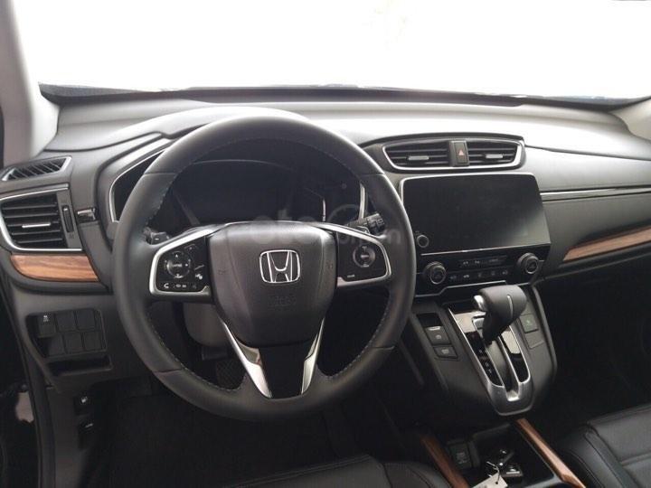 Honda Ô Tô Long An[ bán xe Honda CRV G] năm 2019, màu đen, xe nhập Thái Lan ( liên hệ 0944392047 0904668377)-4