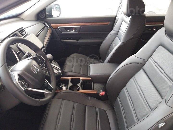 Honda Ô Tô Long An[ bán xe Honda CRV G] năm 2019, màu đen, xe nhập Thái Lan ( liên hệ 0944392047 0904668377)-5