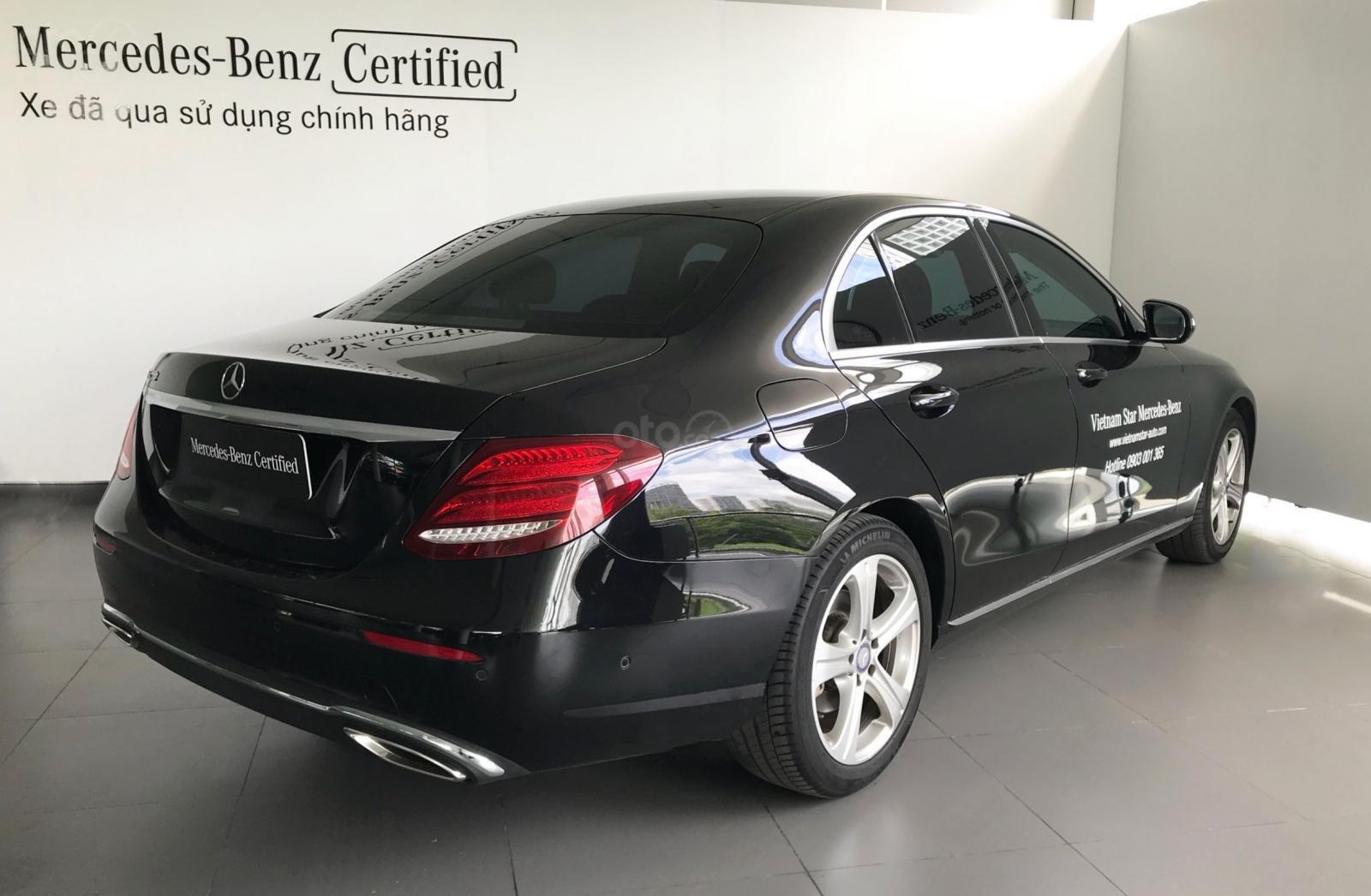 Mercedes E250 đăng ký 2018, lướt 14.000km, xe chính hãng bao test, giá 2,079 tỷ-2