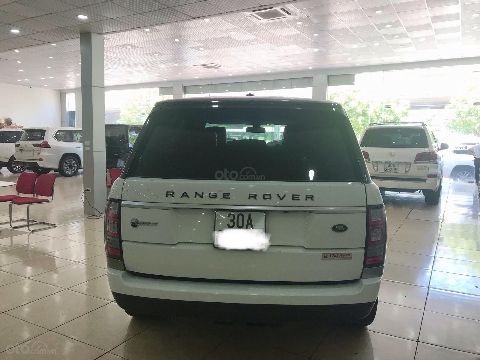 Bán LandRover Range Rover HSE đăng ký 2015, nhập Mỹ, LH 0906223838-3