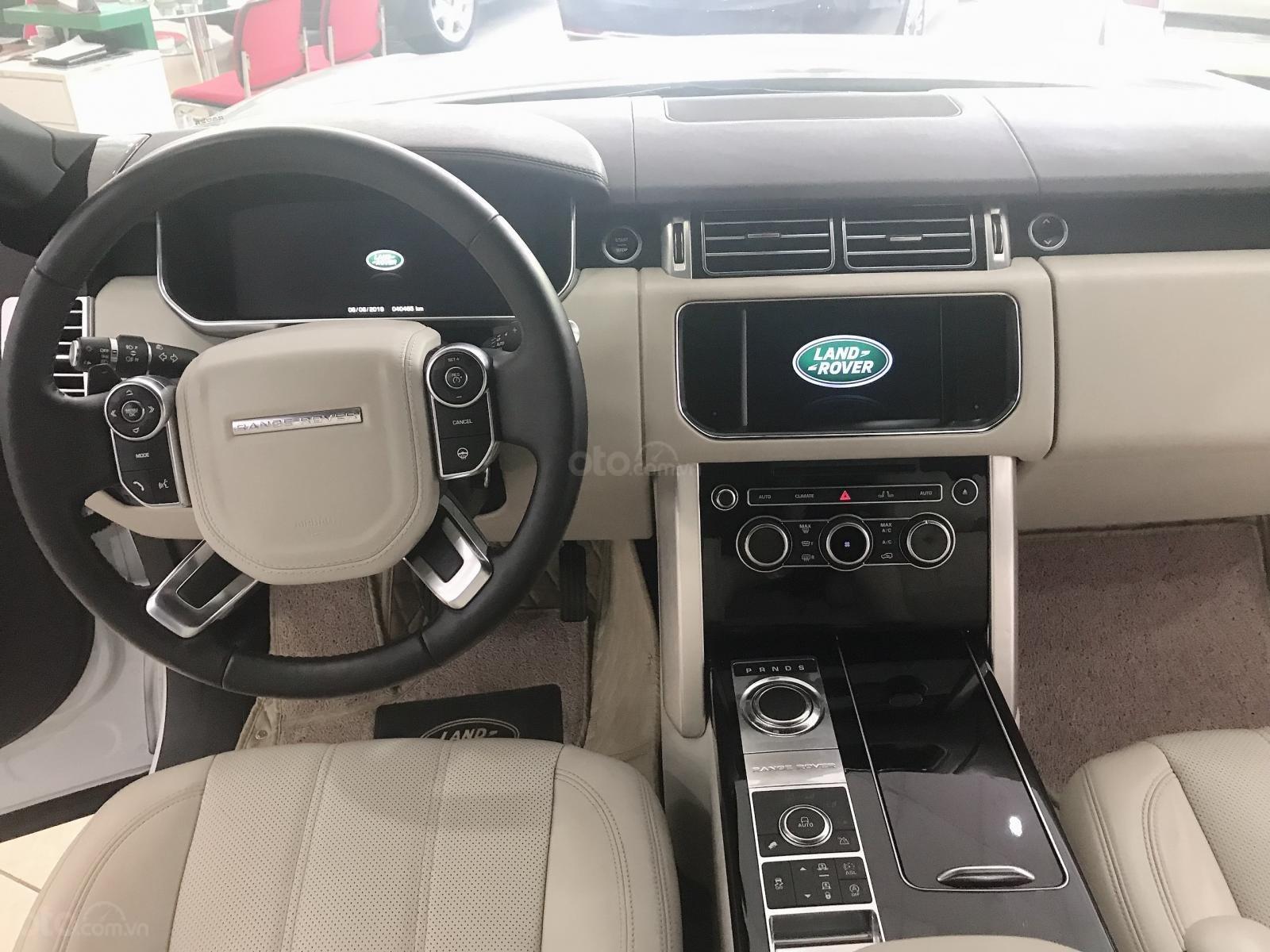 Bán LandRover Range Rover HSE đăng ký 2015, nhập Mỹ, LH 0906223838-9