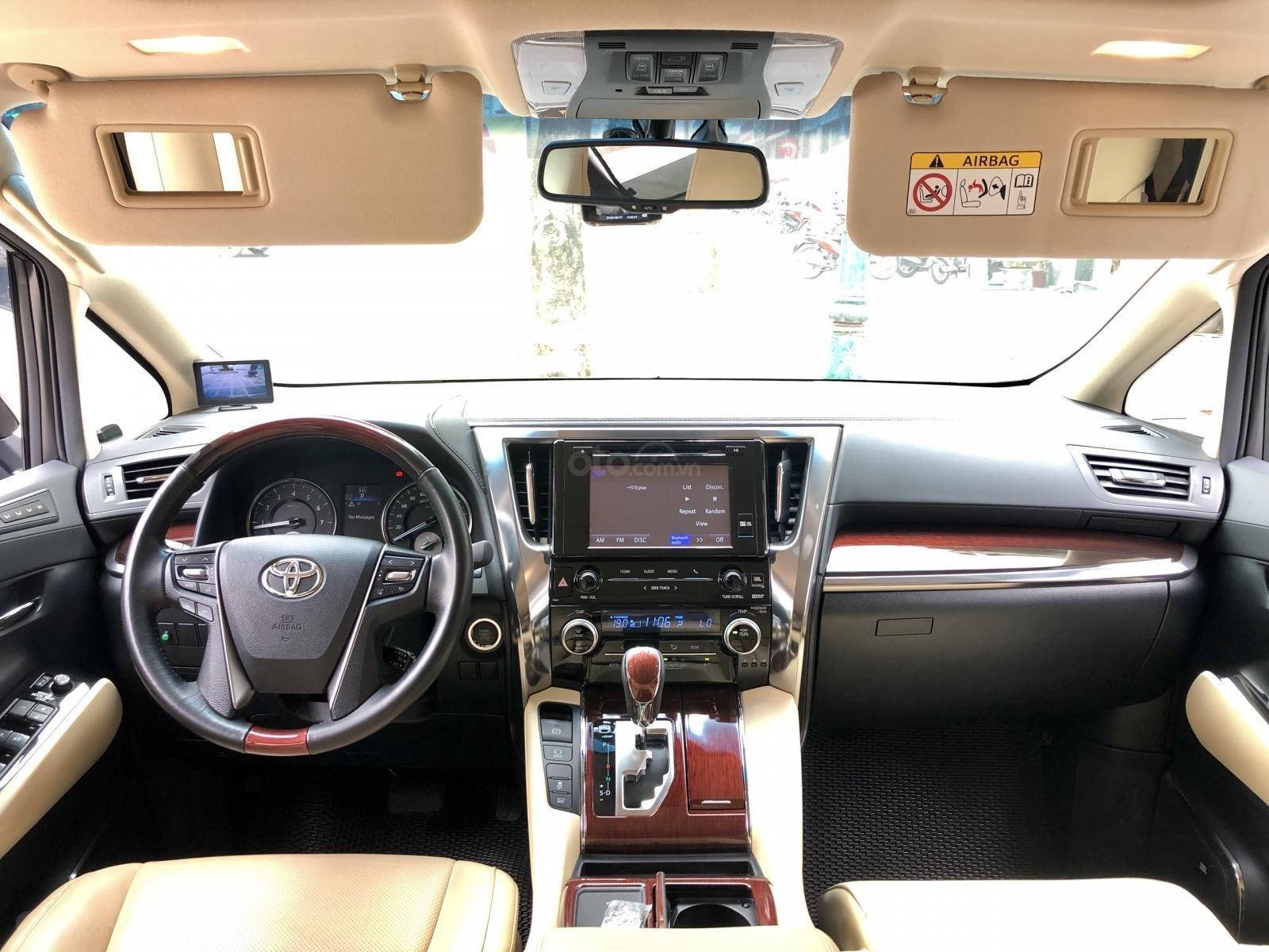 Bán Toyota Alphard 3.5L - V6 sản xuất 2017 model 2018, Mr Huân 0981010161 (14)