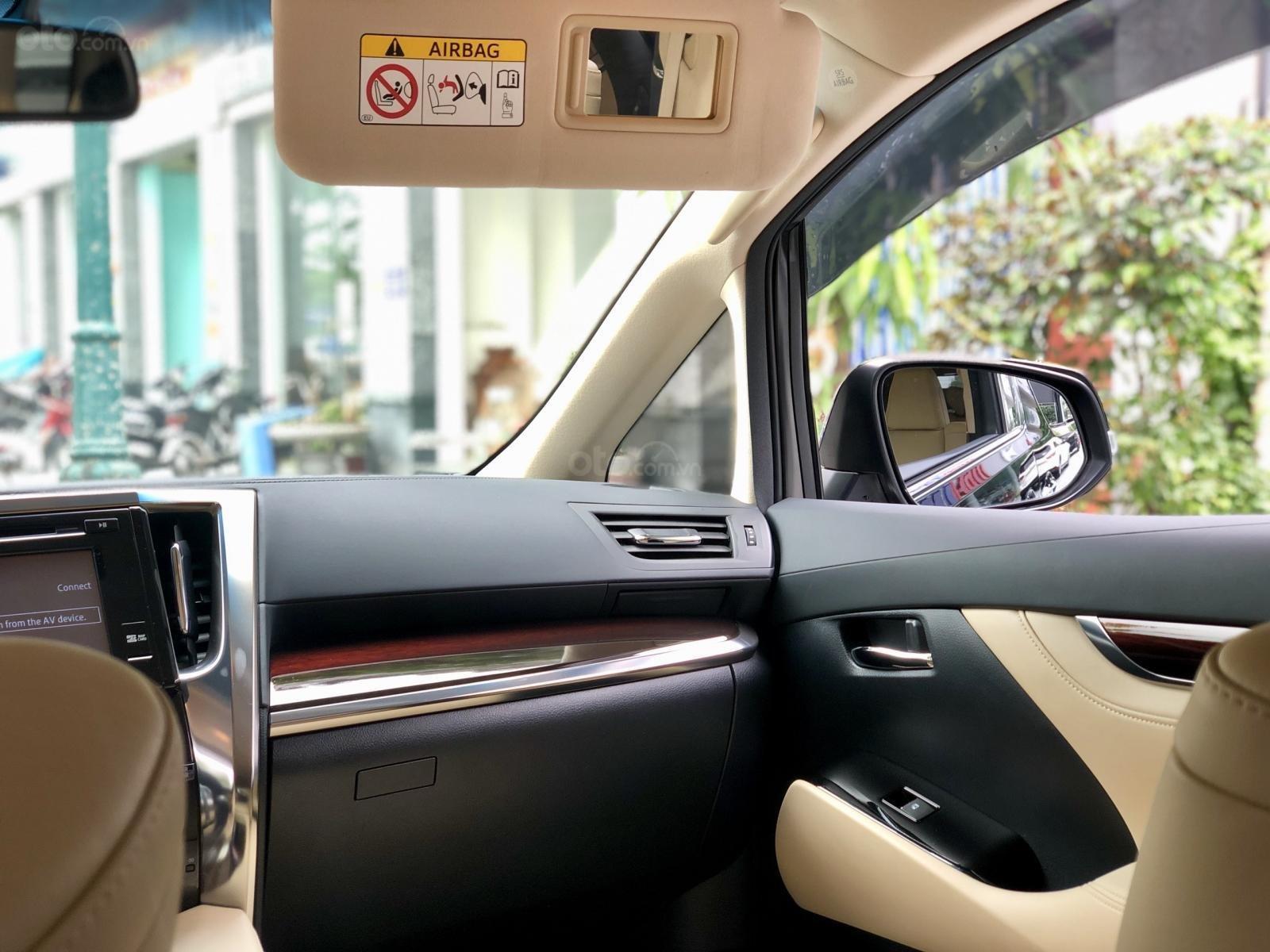 Bán Toyota Alphard 3.5L - V6 sản xuất 2017 model 2018, Mr Huân 0981010161 (18)