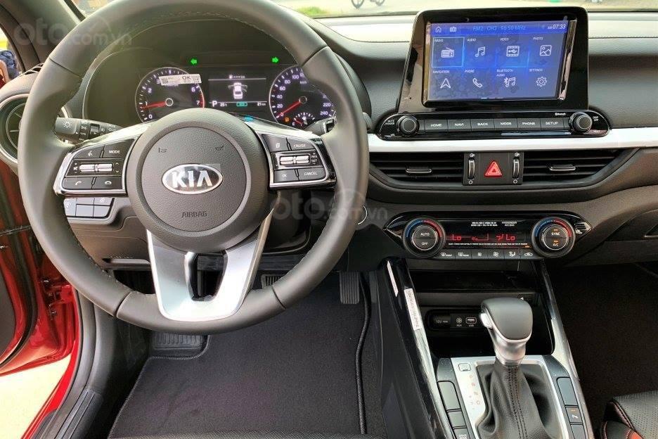 Kia Cerato 1.6 Deluxe trả trước 190tr + Giảm sốc tiền mặt+ tặng bảo dưỡng free 10.000km + Phụ kiện, LH 0933920564-1