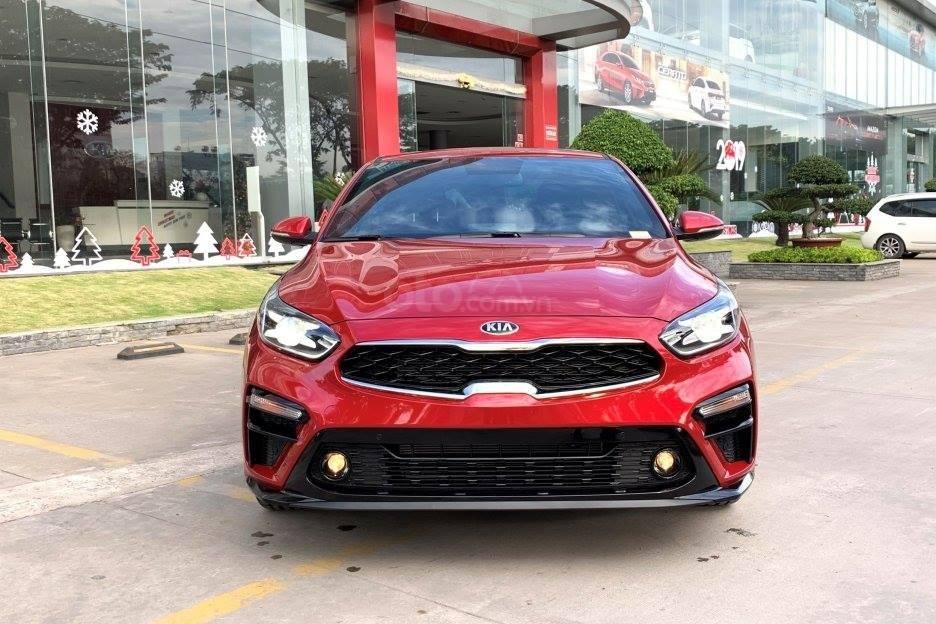 Kia Cerato 1.6 Deluxe trả trước 190tr + Giảm sốc tiền mặt+ tặng bảo dưỡng free 10.000km + Phụ kiện, LH 0933920564-5