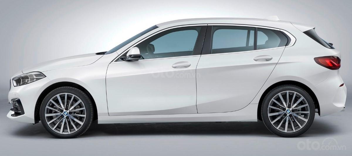 BMW 1-Series 2020.