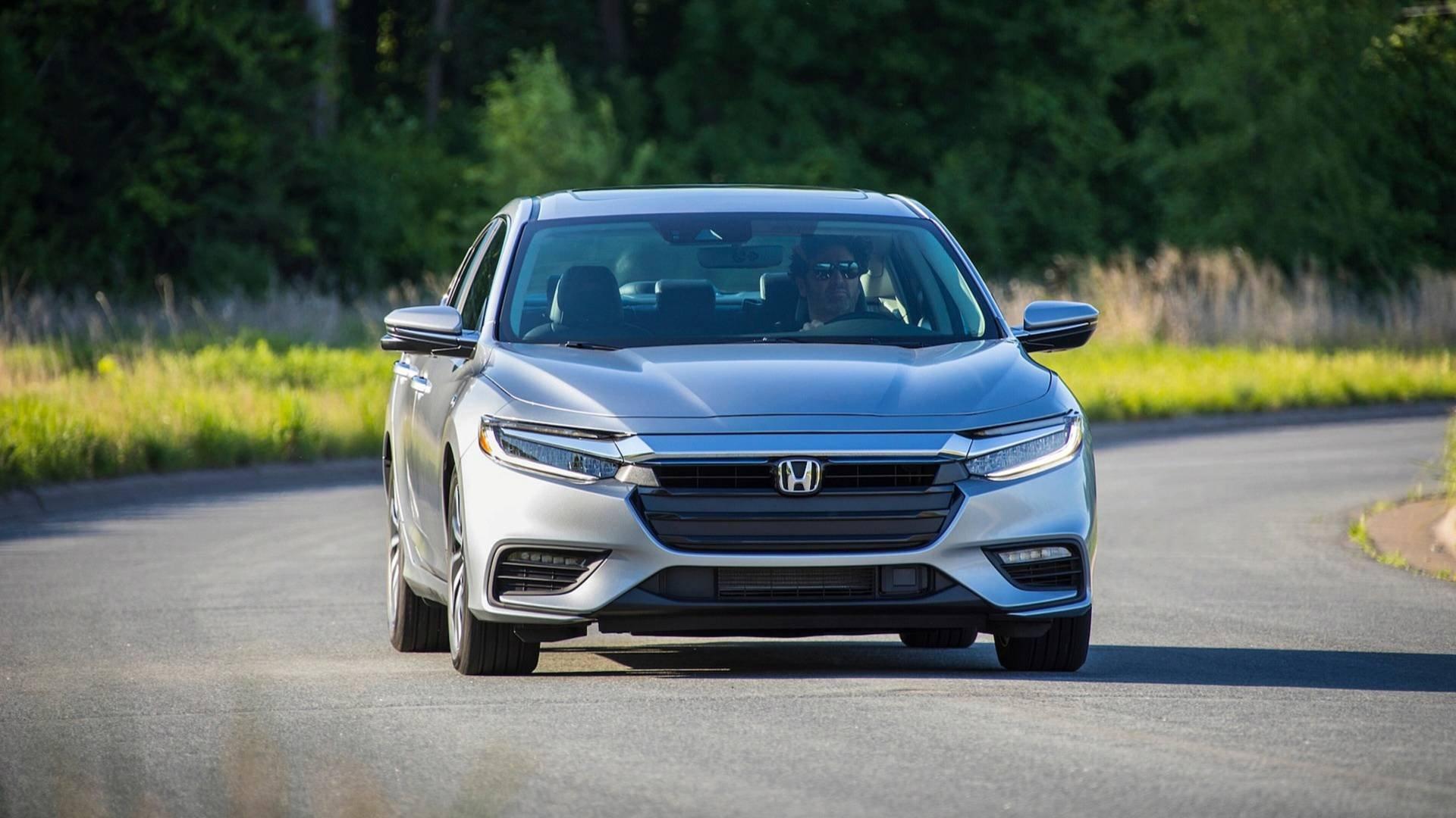 Đầu xe Honda Insight 2019