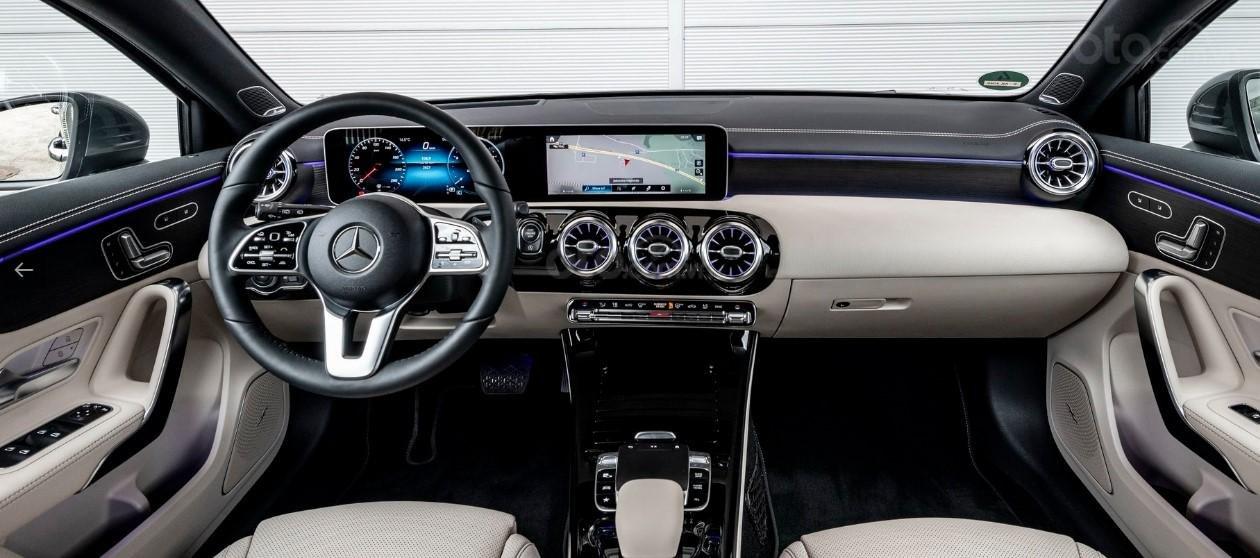 Mercedes A-Class 2020.