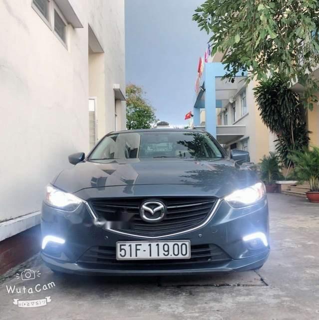 Bán xe Mazda 6 sản xuất 2015, xe một đời chủ mua từ đầu (1)