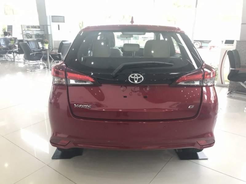 Bán Toyota Yaris sản xuất 2019, màu đỏ, nhập khẩu   (3)