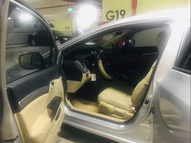 Bán Honda Civic năm 2013, màu bạc, chính chủ -3