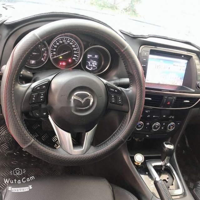 Bán xe Mazda 6 sản xuất 2015, xe một đời chủ mua từ đầu (4)
