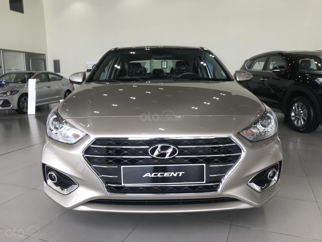 Bán Hyundai Accent 2019 mới - giá tốt - xe giao ngay, liên hệ 0909.342.986 (1)