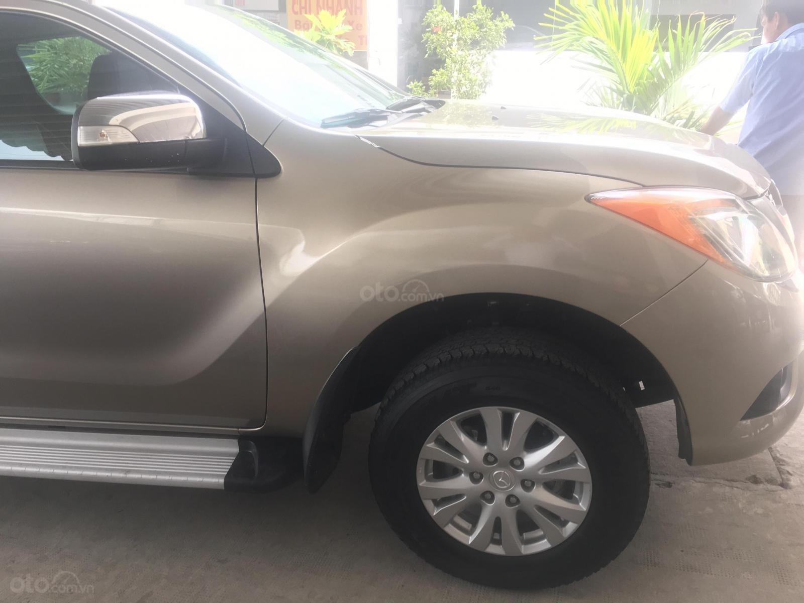 Bán Mazda BT 50 3.2 2 cầu năm 2014, màu nâu, nhập khẩu, 520tr (5)