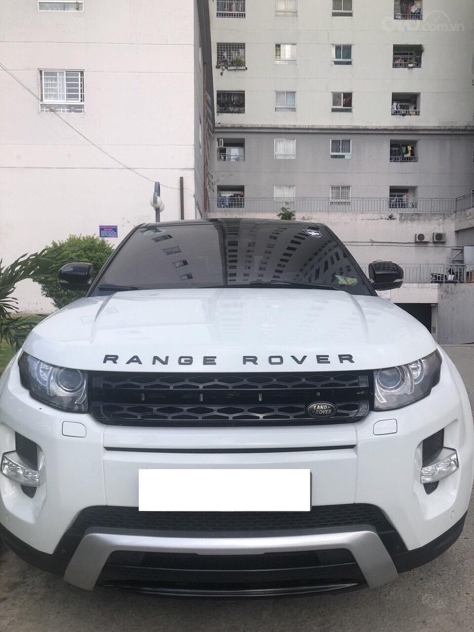 Bán Range Rover Evoque 2013, đăng ký 2015, nhập Châu Âu, xe đẹp không lỗi bao kiểm tra hãng-0