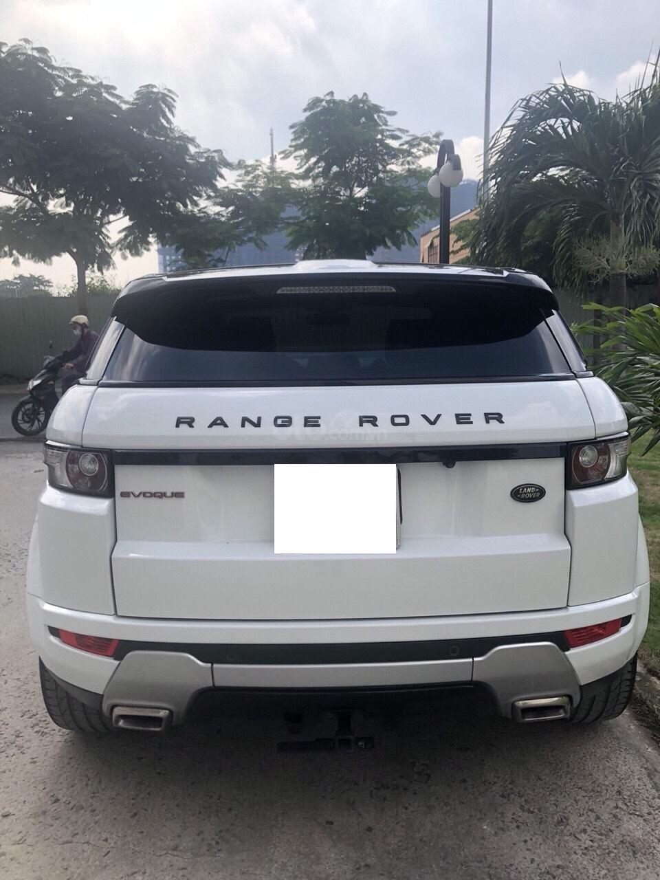 Bán Range Rover Evoque 2013, đăng ký 2015, nhập Châu Âu, xe đẹp không lỗi bao kiểm tra hãng-1
