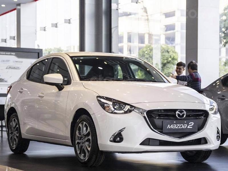 Bán Mazda 2 xe nhập Thái  - Tặng gói bảo dưỡng 30 triệu + BHTV (2)
