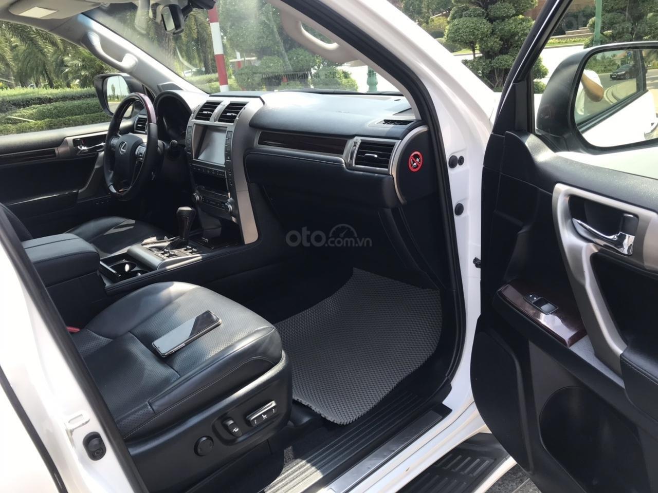Bán xe Lexus GX460 Luxury 2016, màu trắng, bản đủ-8
