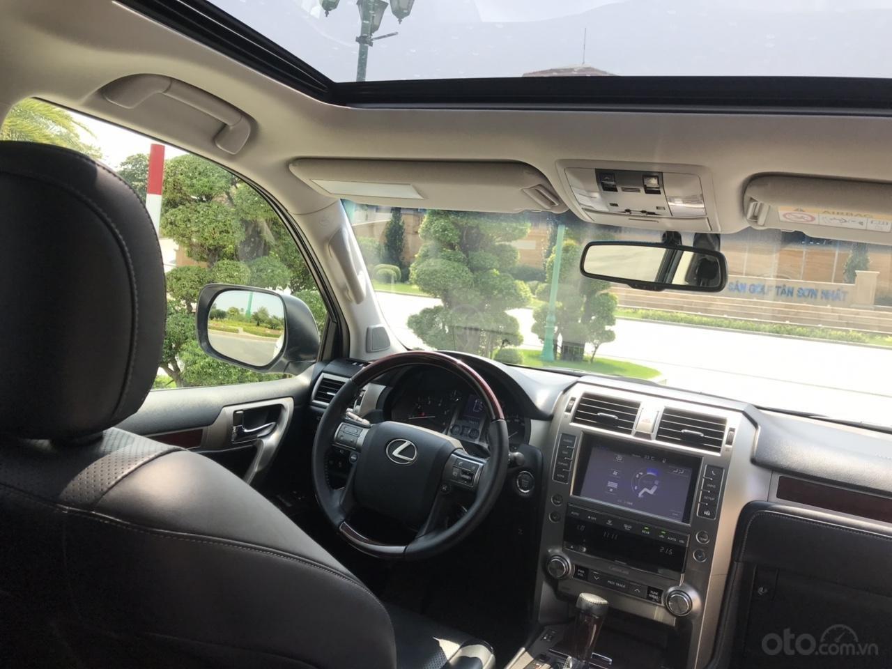 Bán xe Lexus GX460 Luxury 2016, màu trắng, bản đủ-9