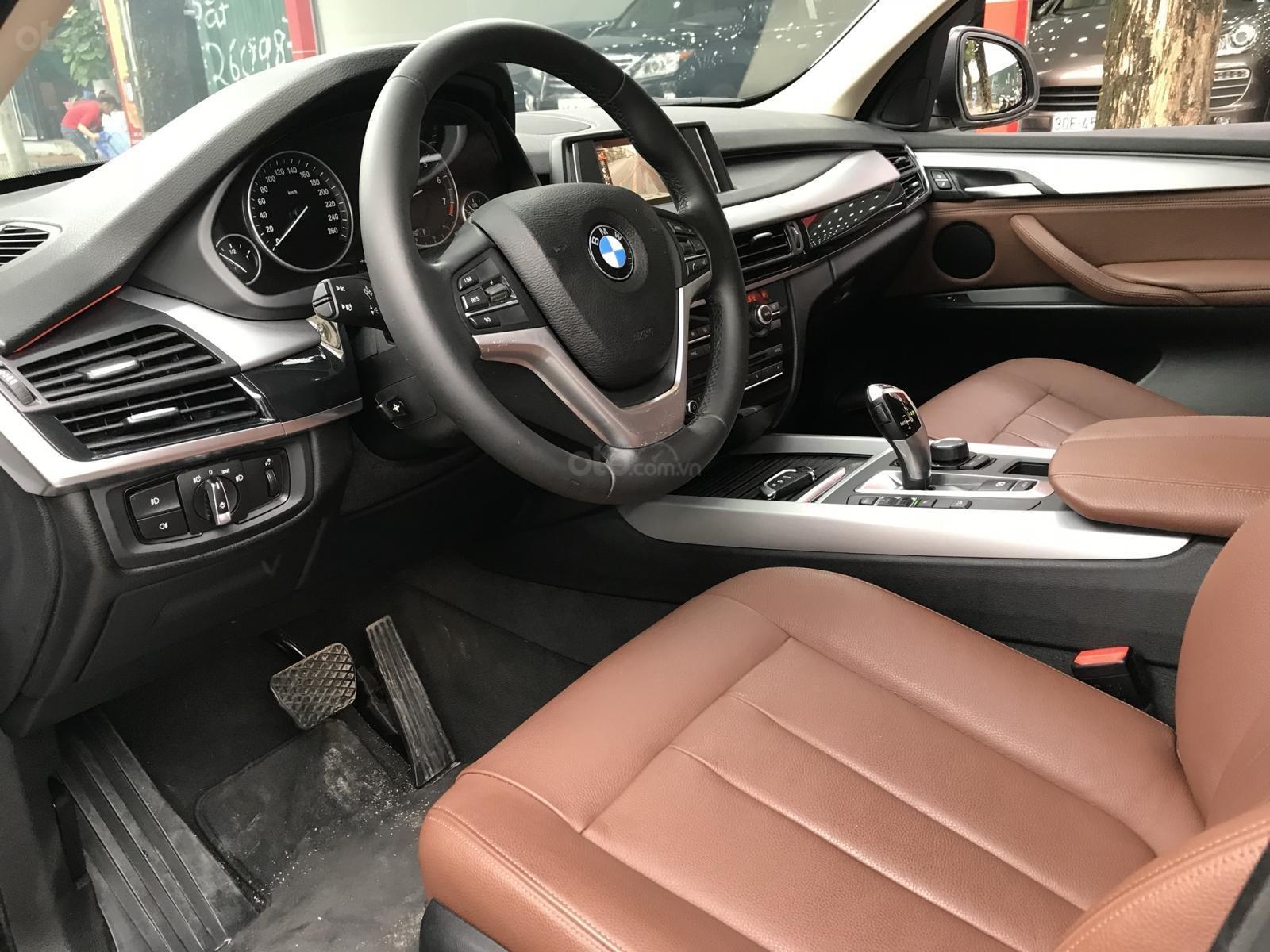 Chính chủ bán xe BMW X5 sản xuất 2016 màu trắng (5)
