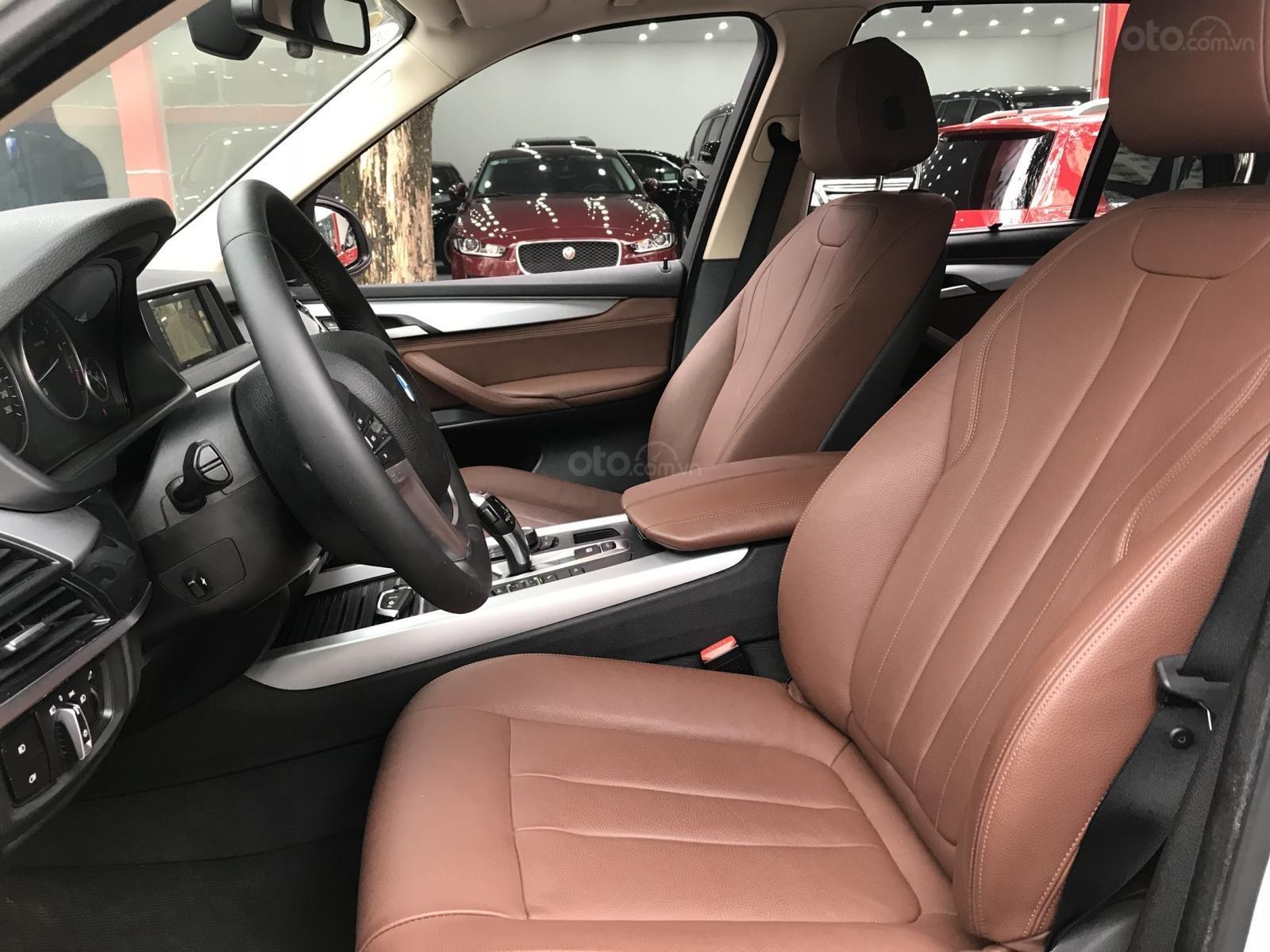 Chính chủ bán xe BMW X5 sản xuất 2016 màu trắng (6)