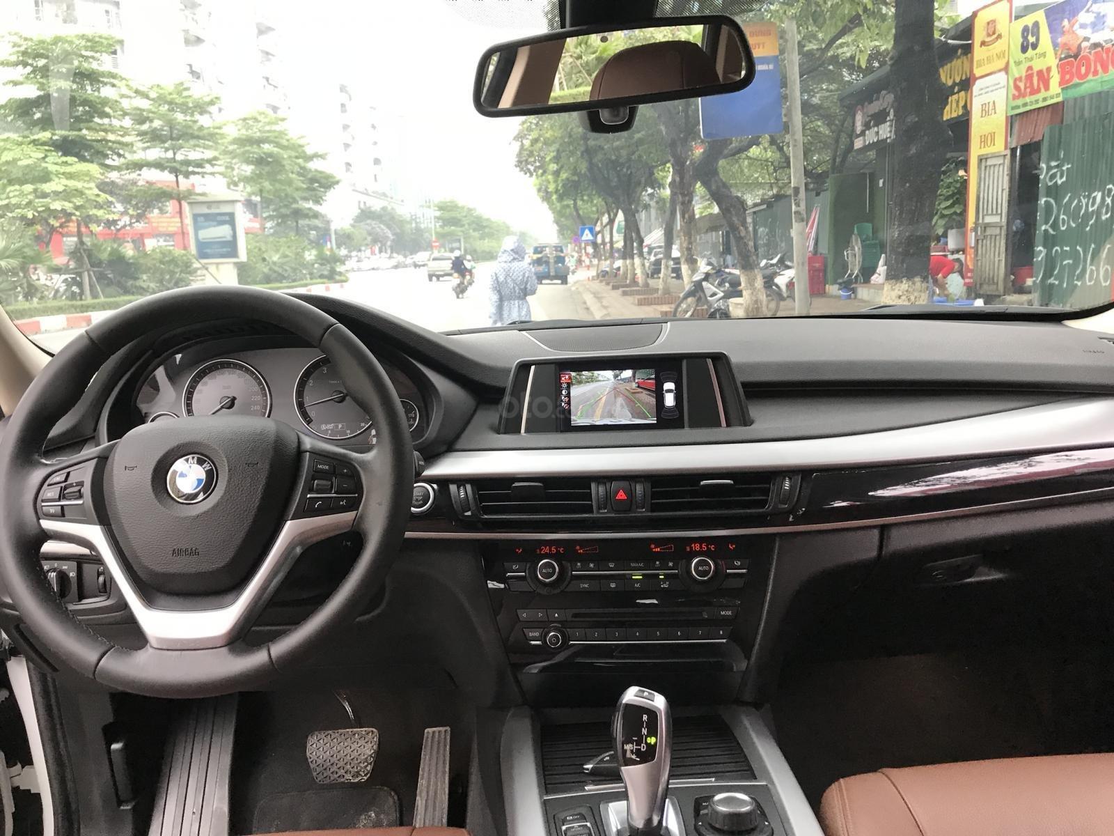 Chính chủ bán xe BMW X5 sản xuất 2016 màu trắng (8)