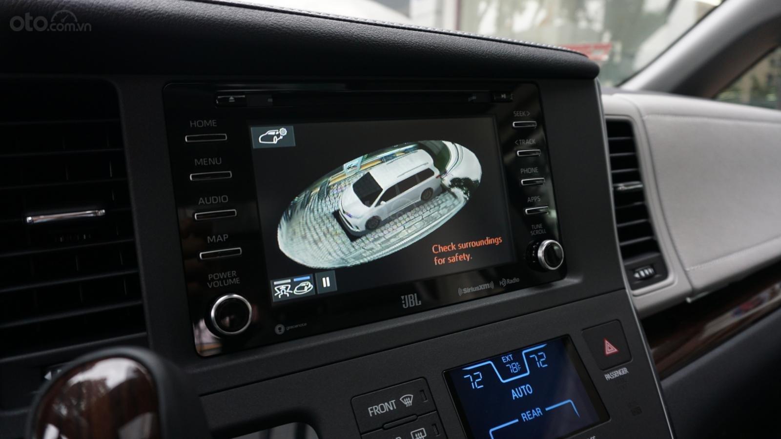 Bán xe Toyota Sienna Le Limited sản xuất 2018, nhập Mỹ - LH 0945392468-12