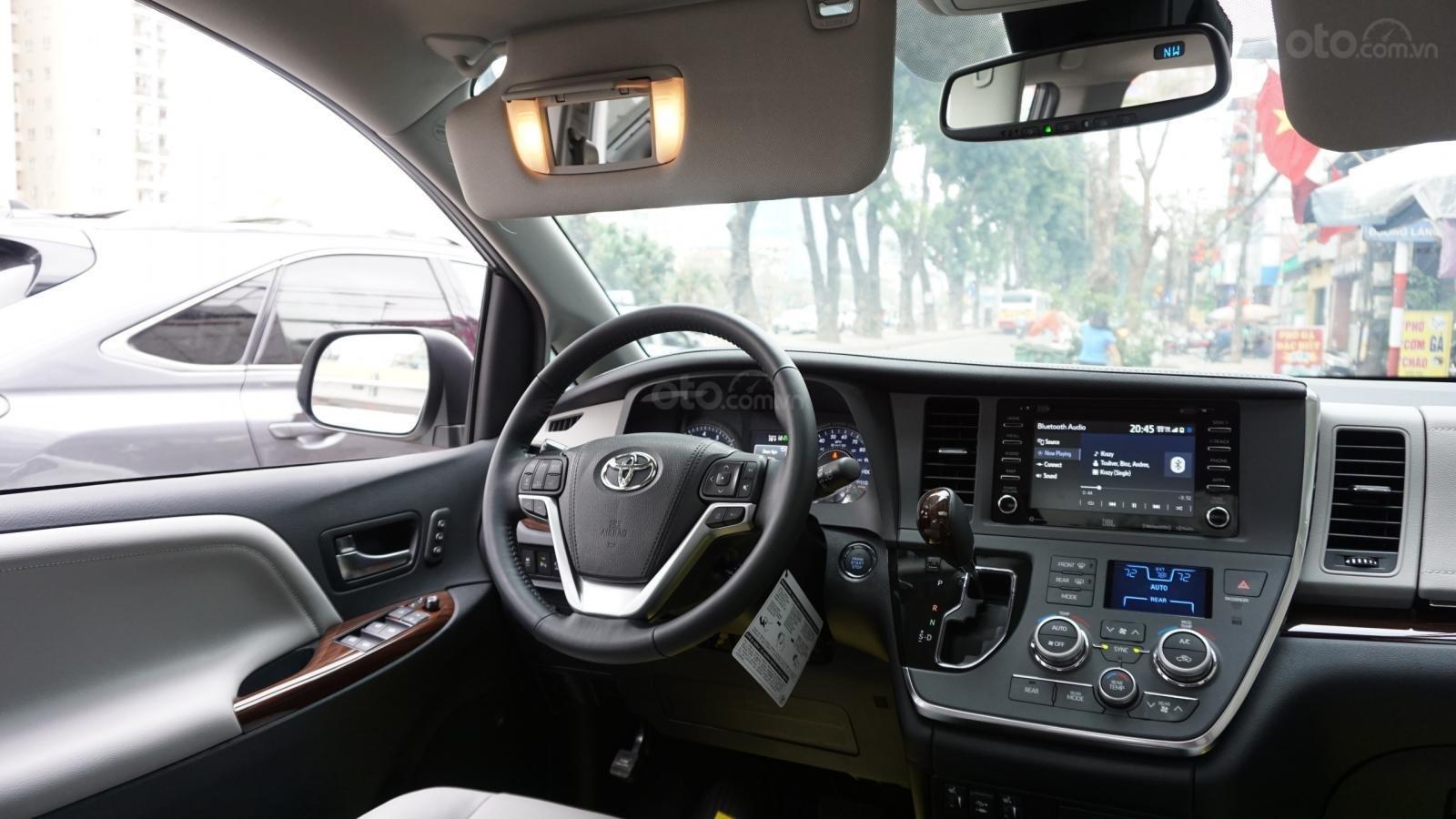 Bán xe Toyota Sienna Le Limited sản xuất 2018, nhập Mỹ - LH 0945392468-16