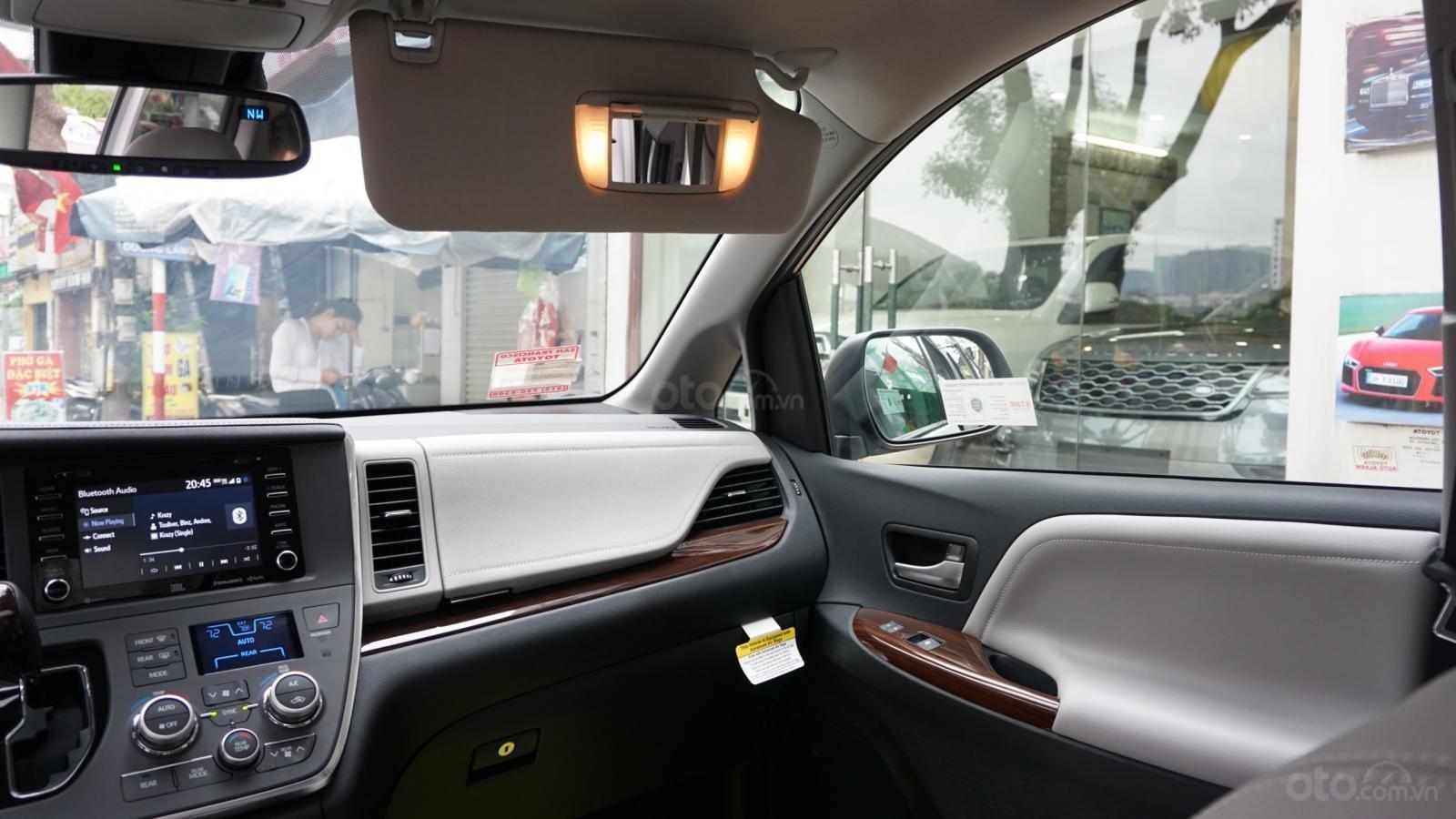Bán xe Toyota Sienna Le Limited sản xuất 2018, nhập Mỹ - LH 0945392468-17
