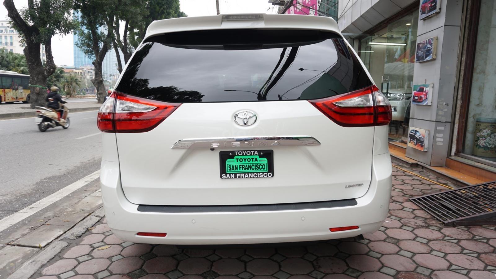 Bán xe Toyota Sienna Le Limited sản xuất 2018, nhập Mỹ - LH 0945392468-5