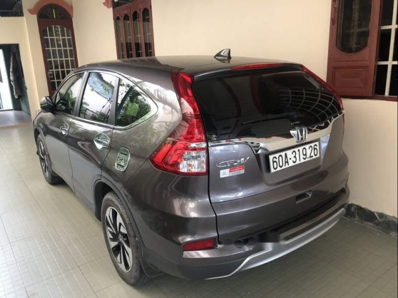 Chính chủ bán xe Honda CR V 2.4 AT sản xuất 2016, màu xám (5)
