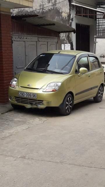 Bán Daewoo Matiz năm sản xuất 2011, màu chanh (2)