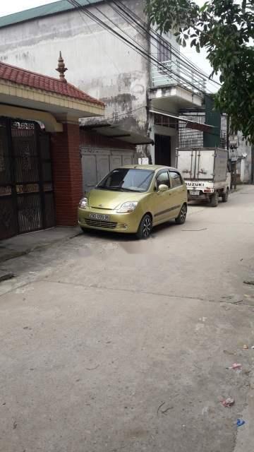Bán Daewoo Matiz năm sản xuất 2011, màu chanh (1)