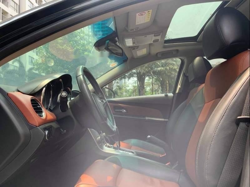 Cần bán gấp Daewoo Lacetti CDX  1.6 AT 2010, màu đen xe gia đình (2)