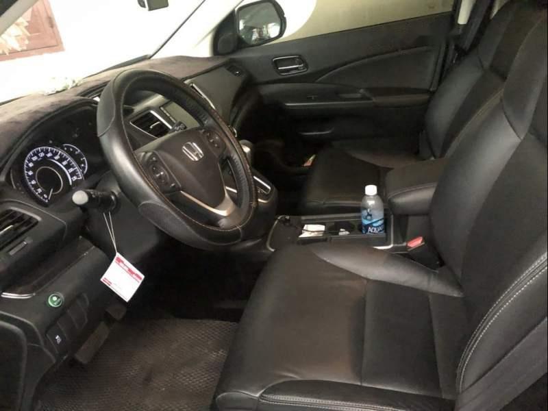 Chính chủ bán xe Honda CR V 2.4 AT sản xuất 2016, màu xám (3)
