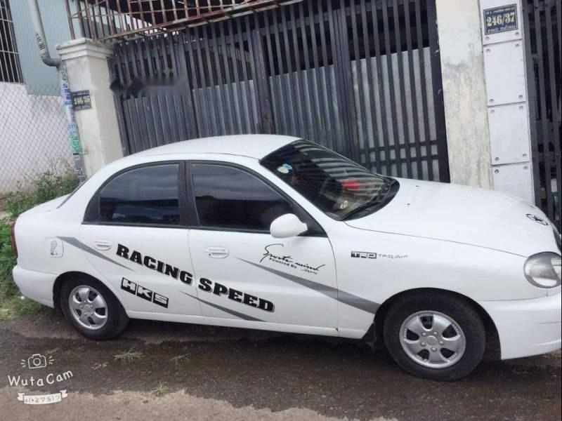 Bán xe Daewoo Lanos năm 2000, màu trắng, nhập khẩu nguyên chiếc, giá chỉ 65 triệu-1