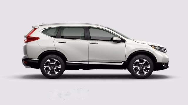Bán Honda CR V năm sản xuất 2019, màu trắng, xe nhập (1)