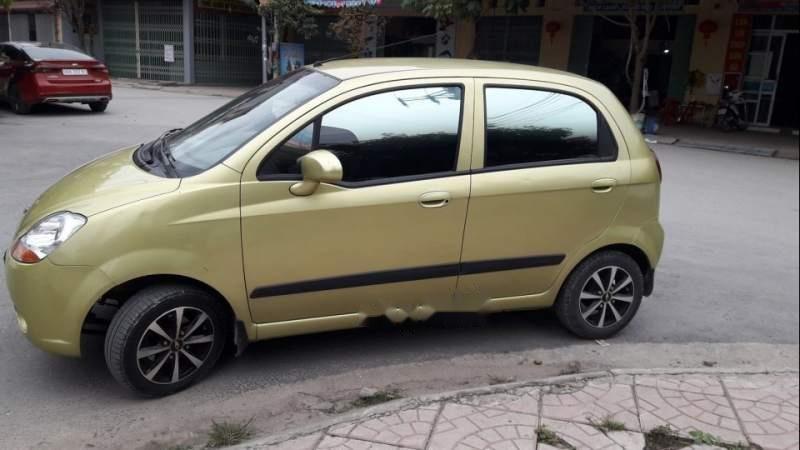 Bán Daewoo Matiz năm sản xuất 2011, màu chanh (3)